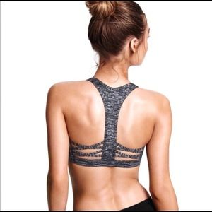 Victoria Sport sports bra with caged back